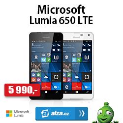 Alza.cz - Microsoft Lumia 650 LTE